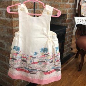 NWT Infant Girls Dress size 6-13 M